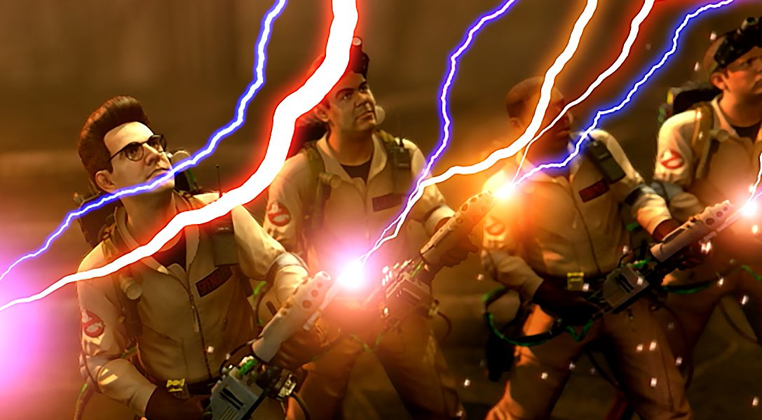 Ghostbusters: The Video Game Remastered llega a PS4 a finales de este año