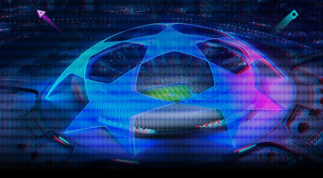 Vive con PlayStation toda la emoción del fútbol con nuestro Fin de Semana de Champions