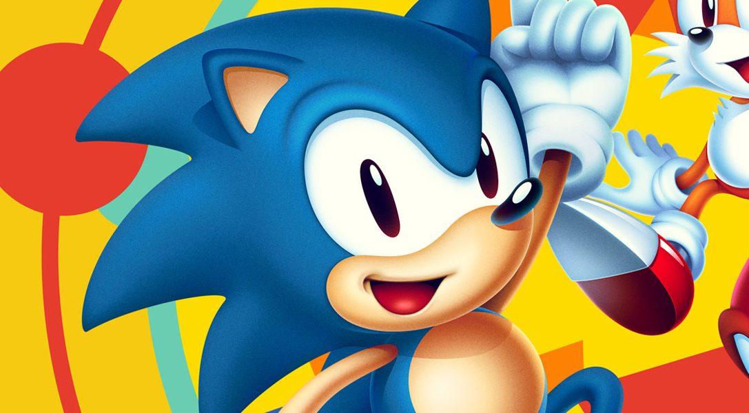 Sonic Mania y Borderlands: The Handsome Collection son tus juegos de PS Plus para junio