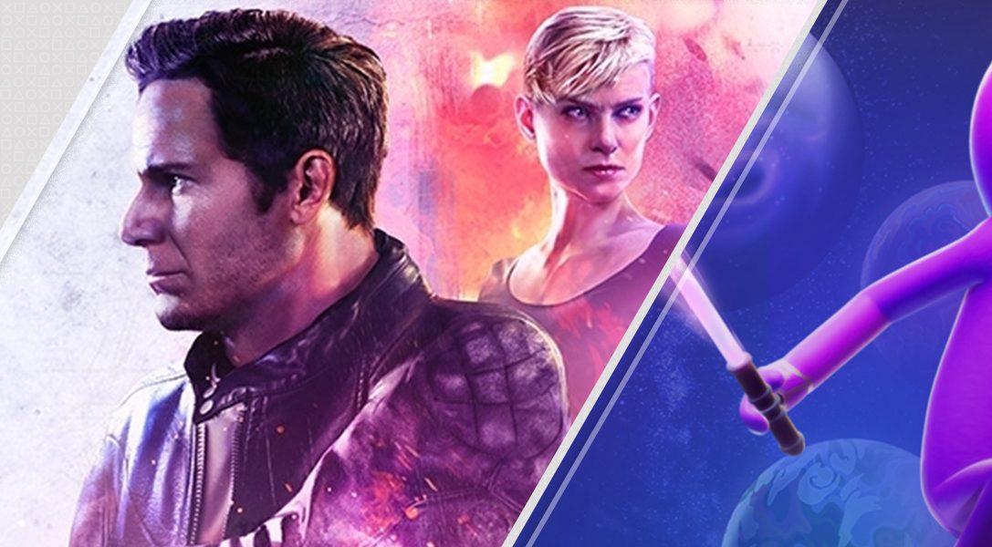 Lo último en PlayStation Store esta semana: Blood & Truth VR, Trover Saves the Universe y más