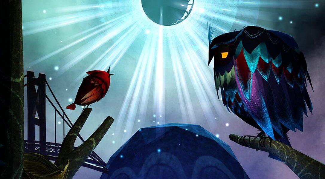 """Luna, un """"cuento de hadas escultural y meditativo"""" del co-creador de Journey, llega el próximo mes a PS VR"""