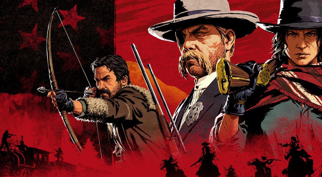 Red Dead Online: nuevo contenido de acceso anticipado ya disponible para jugadores de PlayStation 4