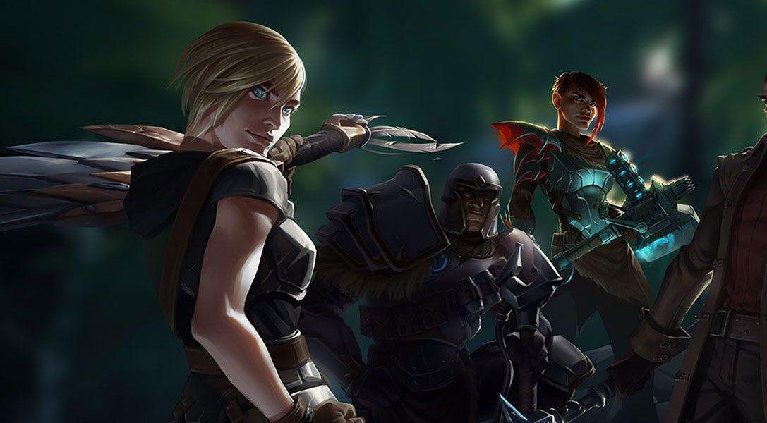 Dauntless, el RPG de combate contra bestias gratuito, llega a PS4 mañana