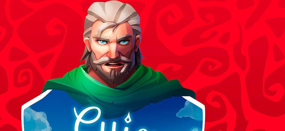 EFFIE es una nostálgica aventura de plataformas y acción en 3D que llega este mes a PS4