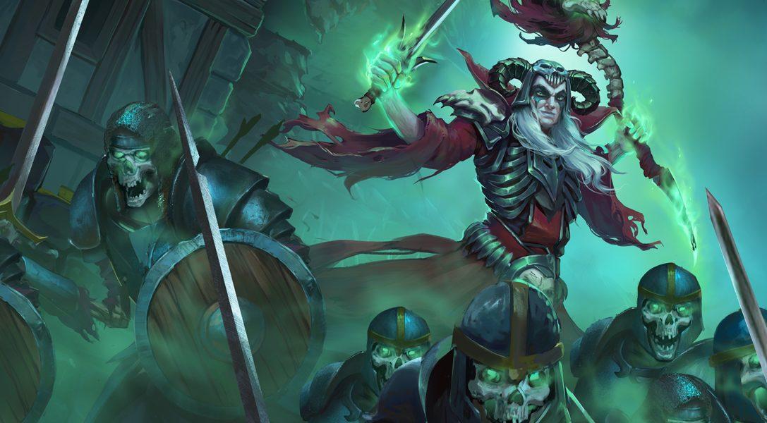 Controla un ejército más allá de la tumba con el juego híbrido de estrategia Undead Horde