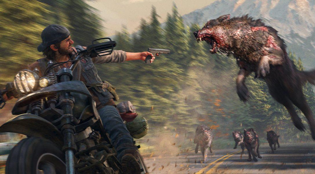 Days Gone fue el juego más vendido en PlayStation Store en abril