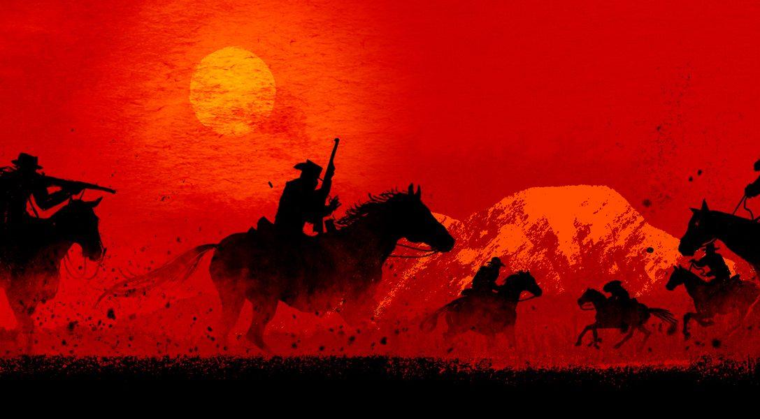 Ventajas mensuales para miembros de PlayStation Plus en Red Dead Online