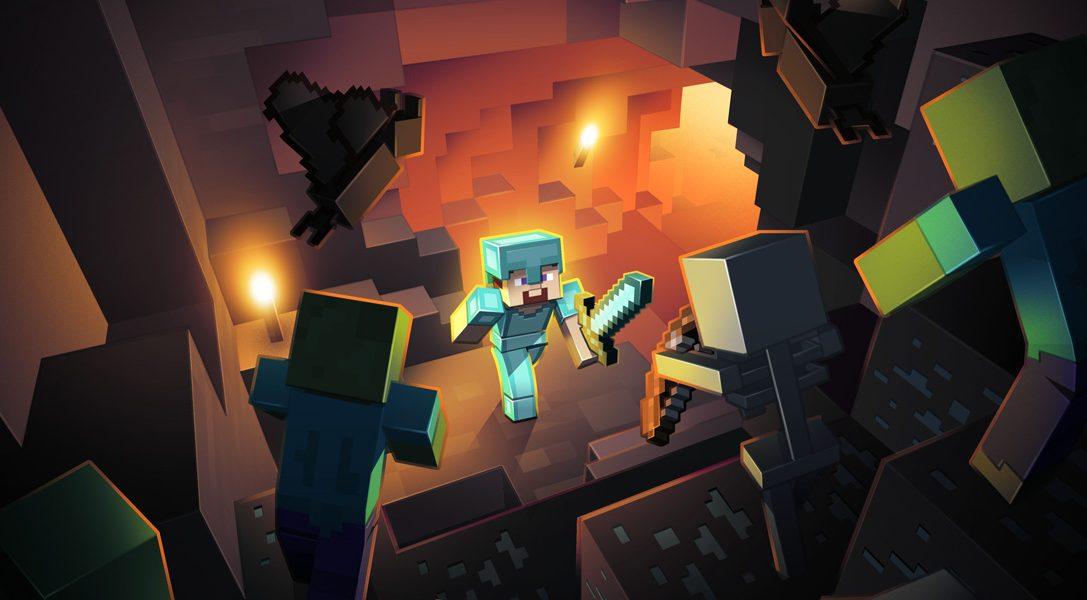 Minecraft ha sido el juego más vendido en PlayStation Store en mayo