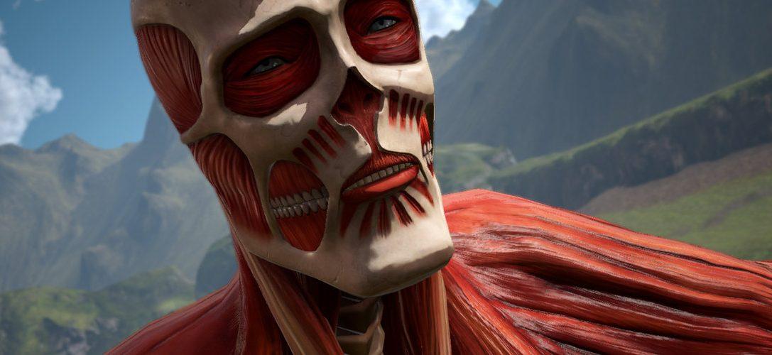 Conoce al Armin Titan, el nuevo héroe de Attack on Titan 2: Final Battle