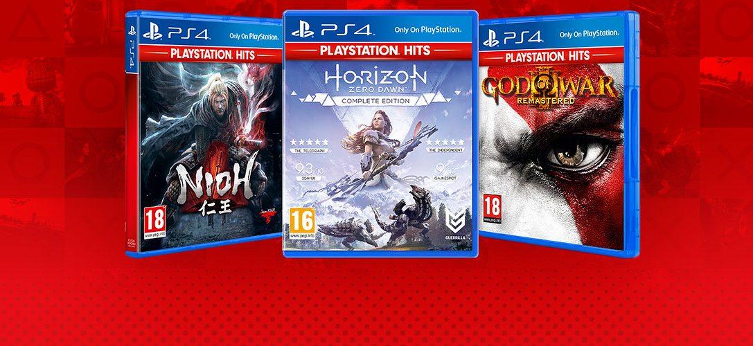 Presentamos las nuevas incorporaciones a la gama de PlayStation Hits