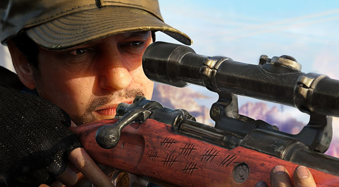 Sniper Elite VR trae la saga World War de Rebellion a PS VR