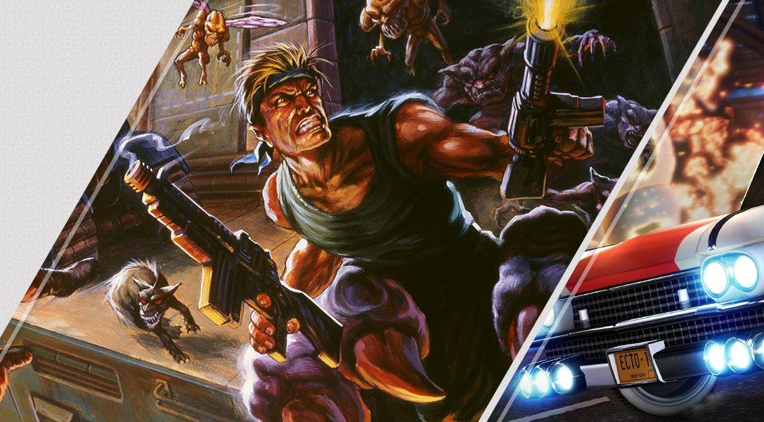 Lo último en PS Store esta semana – Contra Anniversary Collection, DLC de Borderlands 2 y más