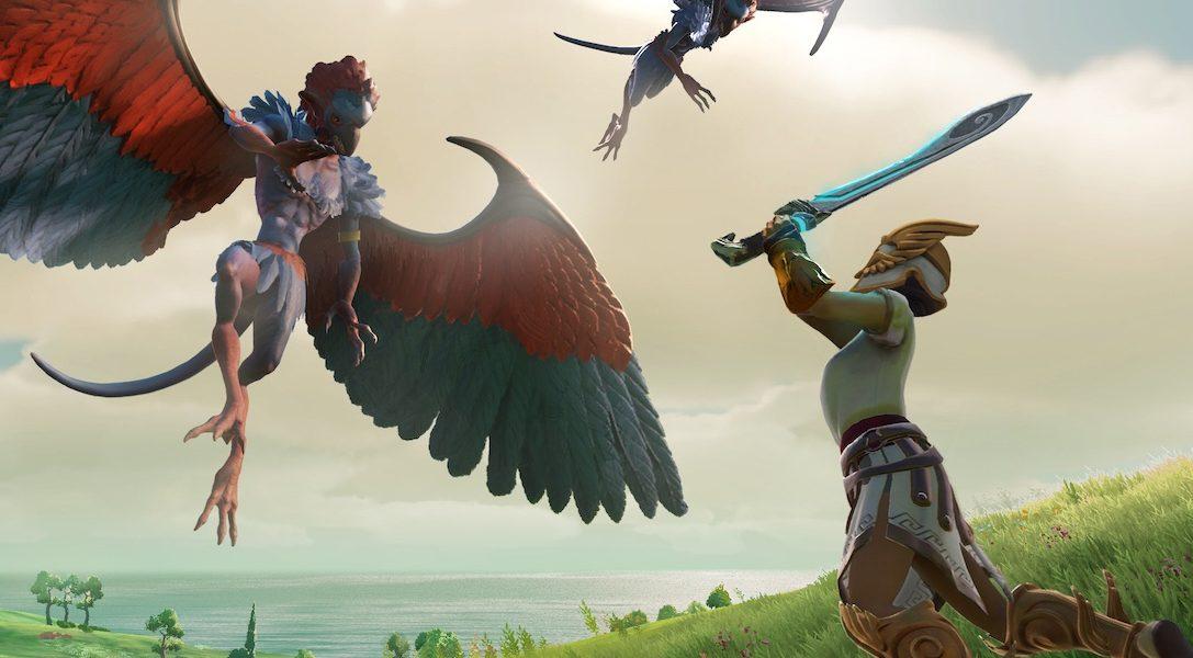 Gods & Monsters   El creador de Assassin's Creed Odyssey vuela con una aventura open world que llega el año próximo a PS4