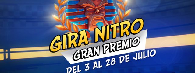Comienza el Gran Premio de Crash Team Racing Nitro-Fueled