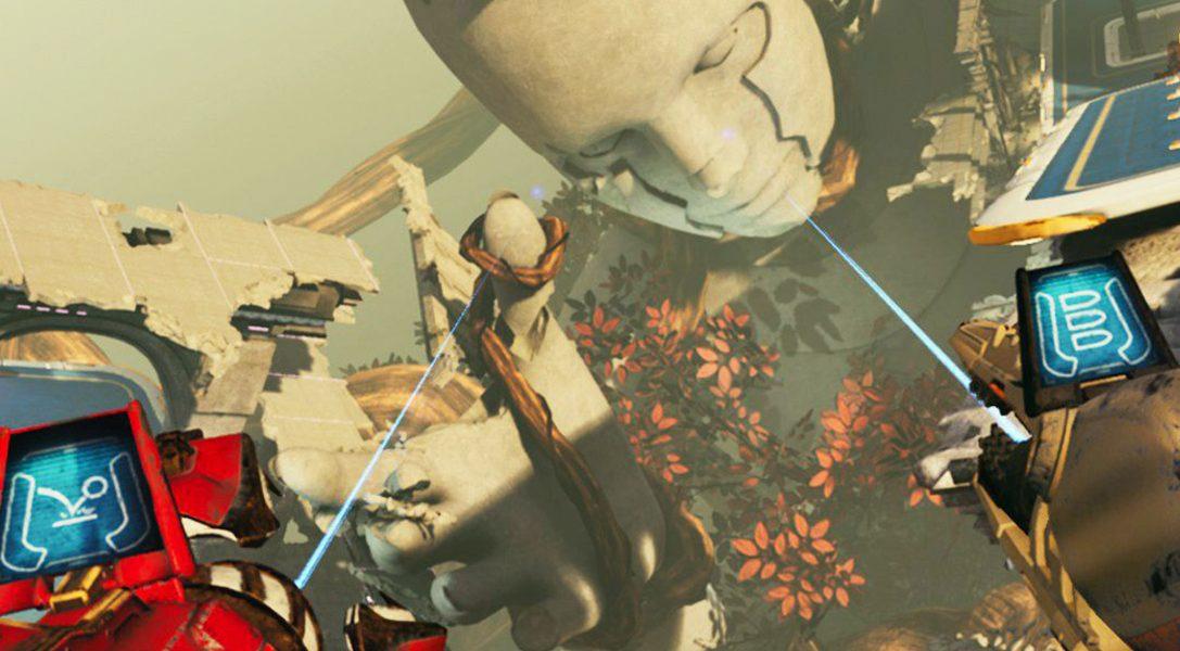 Los creadores de Detached vuelven con Telefrag VR, un juego de disparos, gladiadores y ciencia ficción disponible este mes