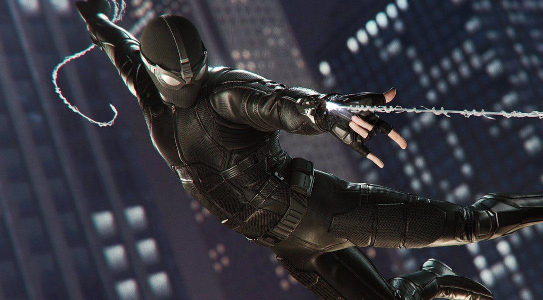 Spider-Man: Lejos de Casa se balancea hasta Marvel's Spider-Man