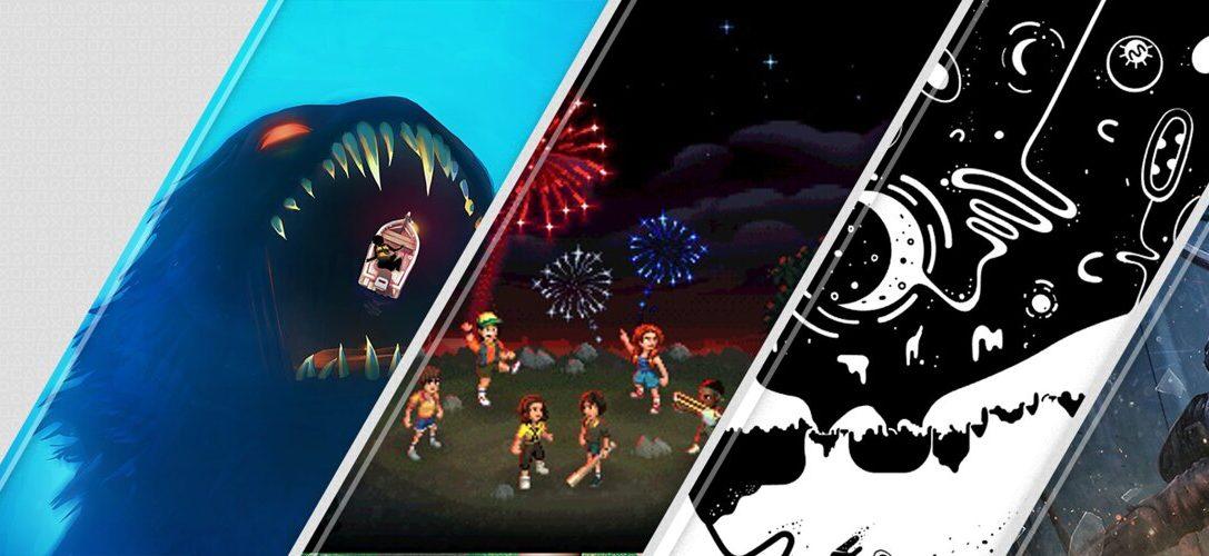 Estos son los nuevos lanzamientos de PS Store esta semana