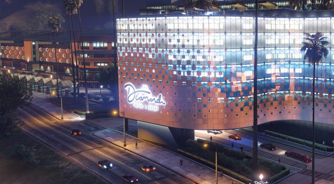 Gran apertura de The Diamond Casino & Resort | 23 de julio