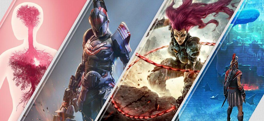 Estos son los lanzamientos de la semana en PlayStation Store