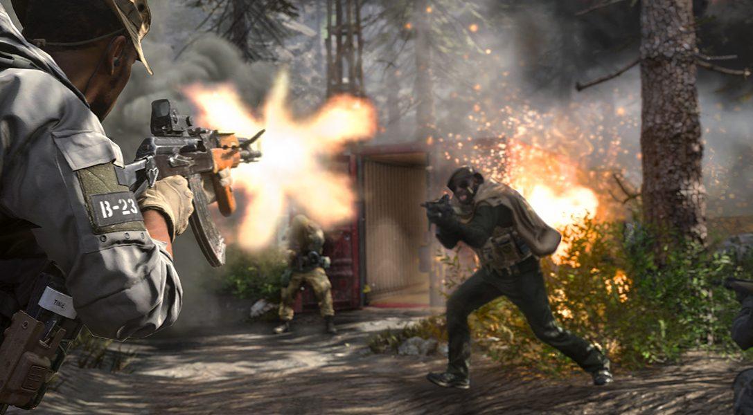 Probamos el rediseñado e intenso modo multijugador de Call of Duty: Modern Warfare