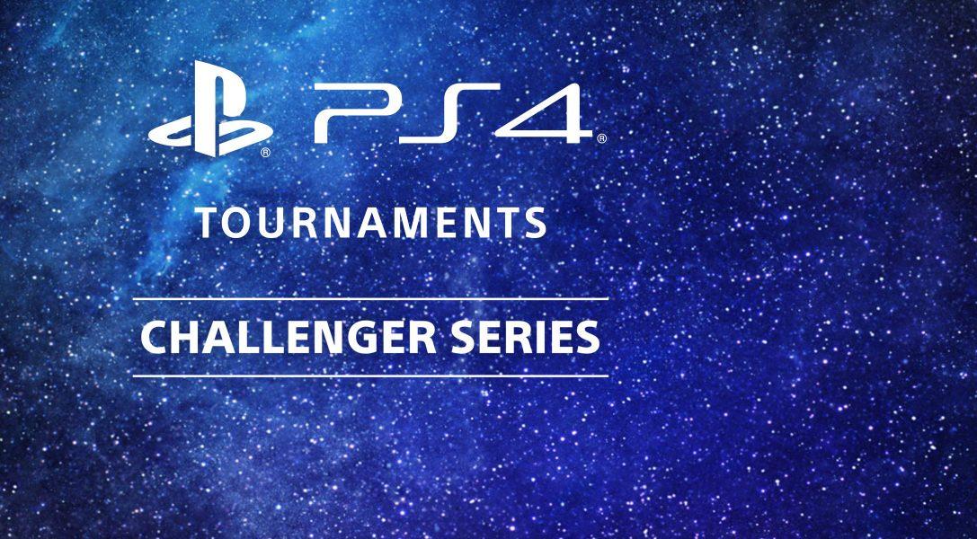 Presentamos los PS4 Tournaments: Challenger Series, que comienzan la próxima semana