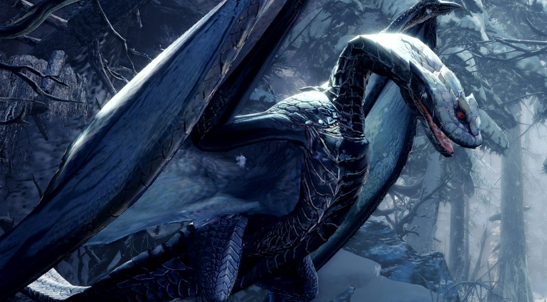 Cambios de jugabilidad en la nueva beta de Monster Hunter World: Iceborne, disponible mañana