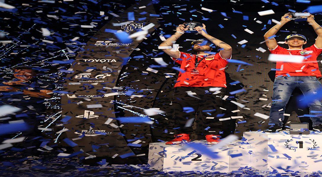 Coque Lopez logra el podio en el tercer encuentro de FIA Certified Gran Turismo Championships 2019