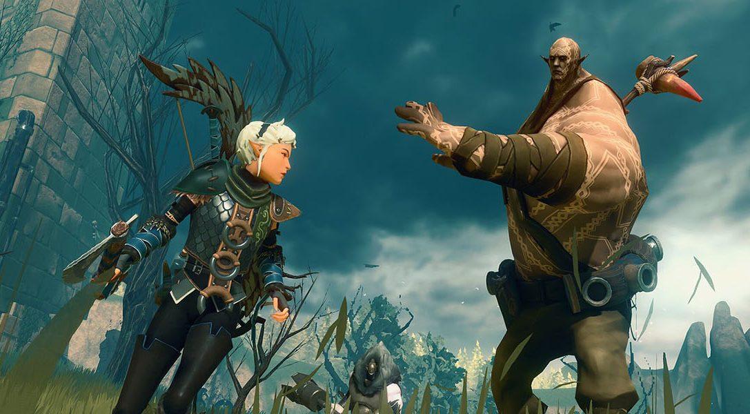 El estimulante RPG de acción Decay of Logos tiene ya fecha de lanzamiento