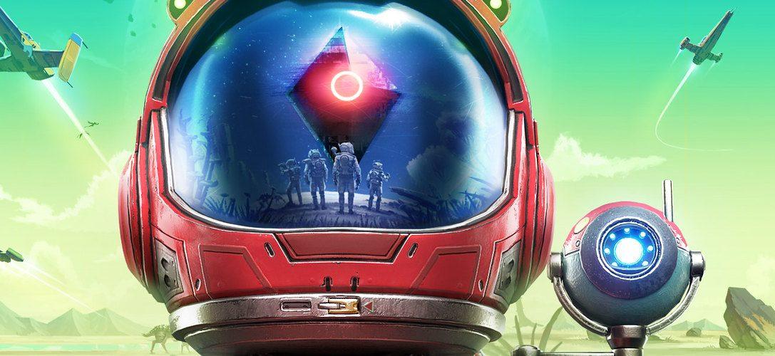 No Man's Sky Beyond llegará el mes que viene en formato físico a PS4
