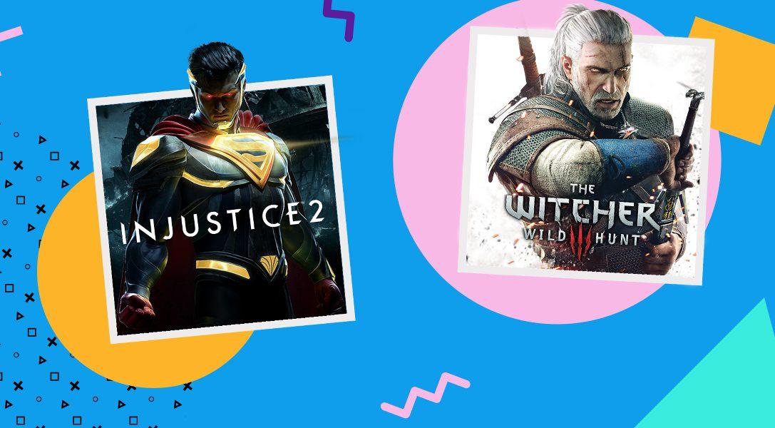 Los nuevos Descuentos de PS Store que empiezan hoy: ¡Ahorra hasta un 65% en juegos de PS4!