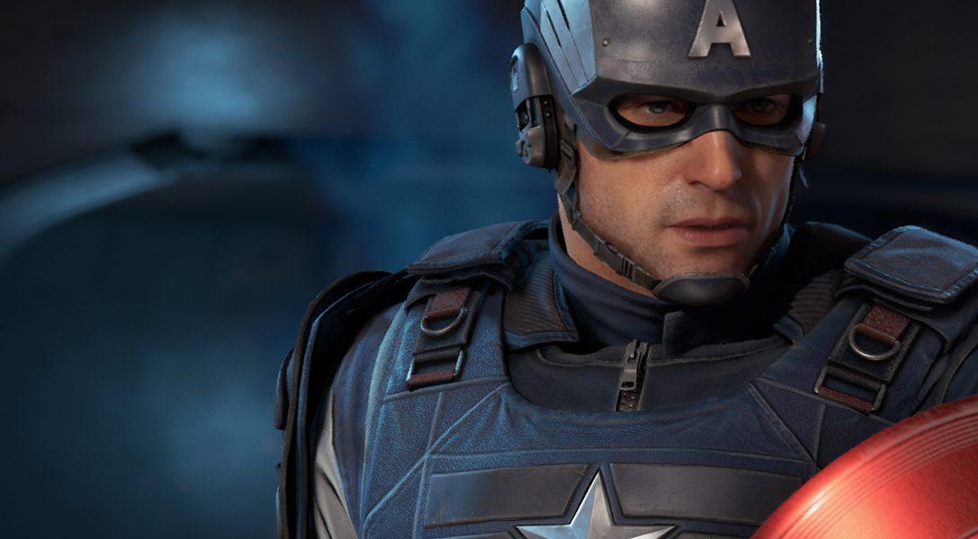 Marvel's Avengers: secuencias de juego del prólogo del A-Day