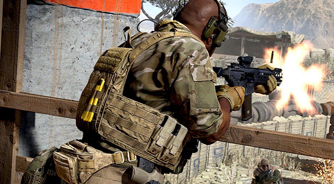 El modo Alpha de 2v2 de COD: Modern Warfare llega a PS4 el 23 de agosto