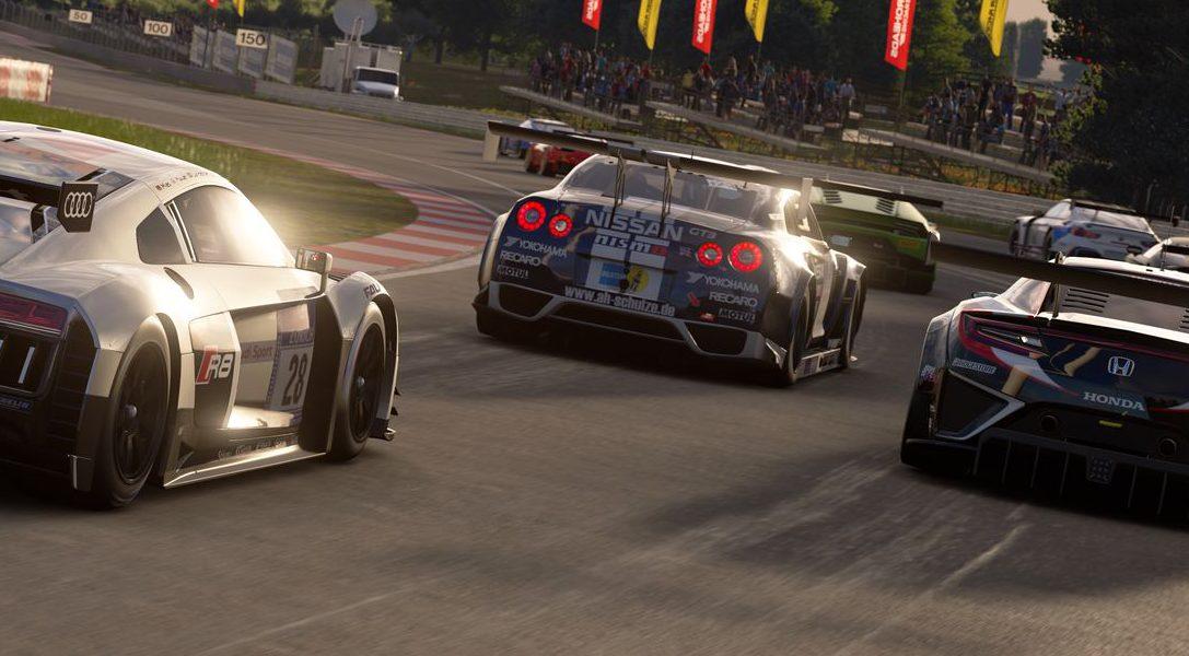 Disfruta este fin de semana de la FIA Gran Turismo Championships