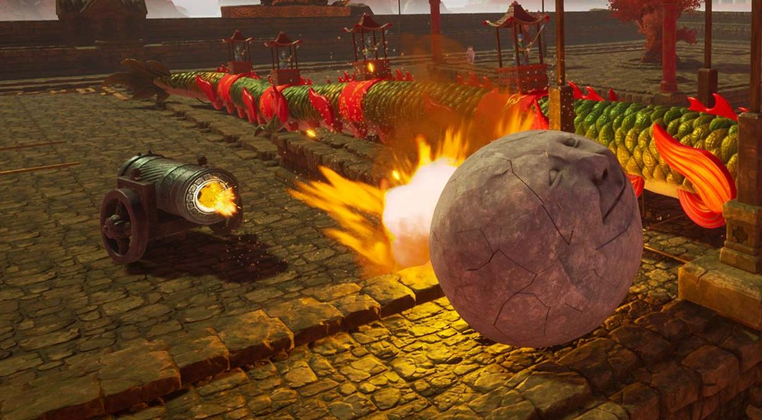El original tower defense Rock of Ages 3 llega a PS4 el próximo año