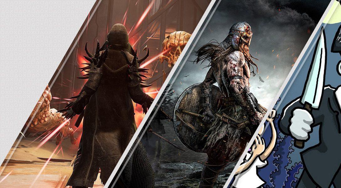 PS Store | Aquí tienes los nuevos lanzamientos de esta semana