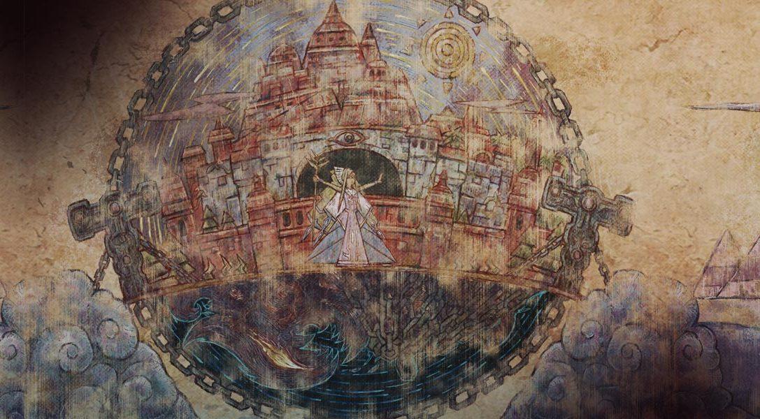 Echa un vistazo al maravilloso arte del JRPG Oninaki para PS4