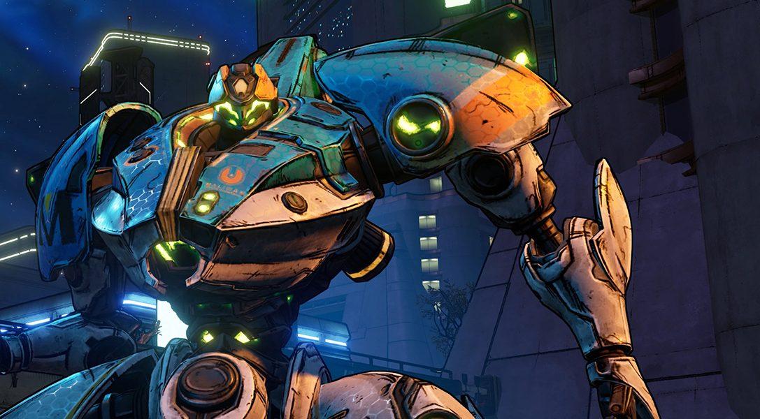 Entre bastidores: cómo Gearbox creó Borderlands 3 para PS4 y PS4 Pro