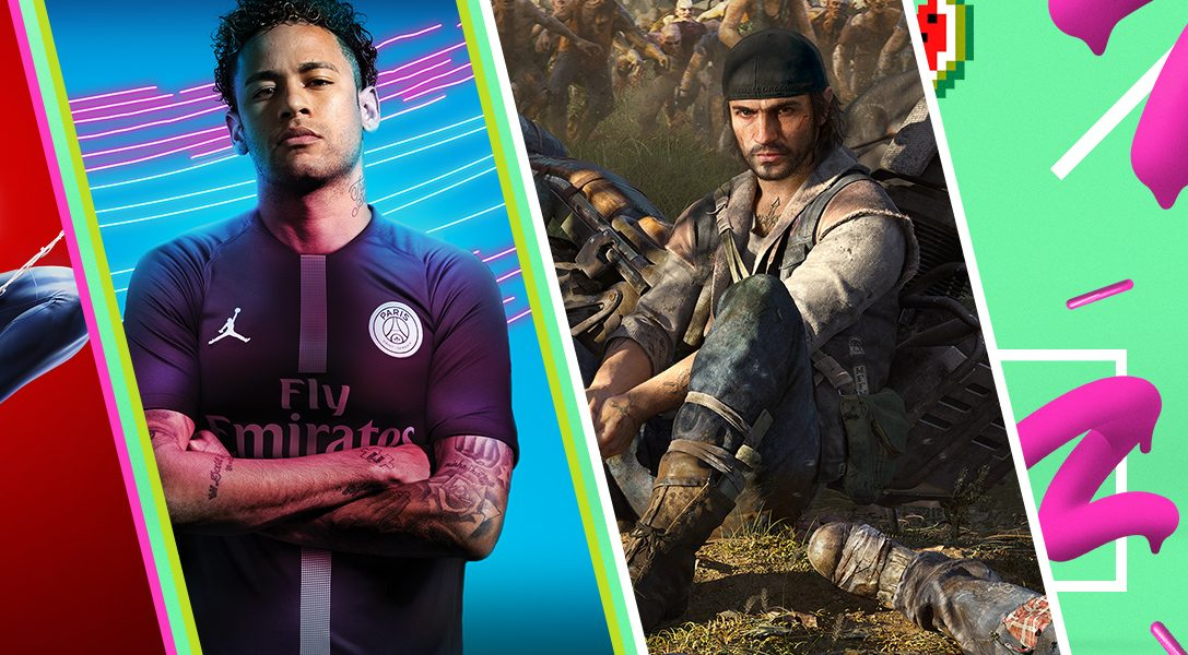 Llegan nuevos títulos a las colosales Rebajas de verano de PlayStation Store