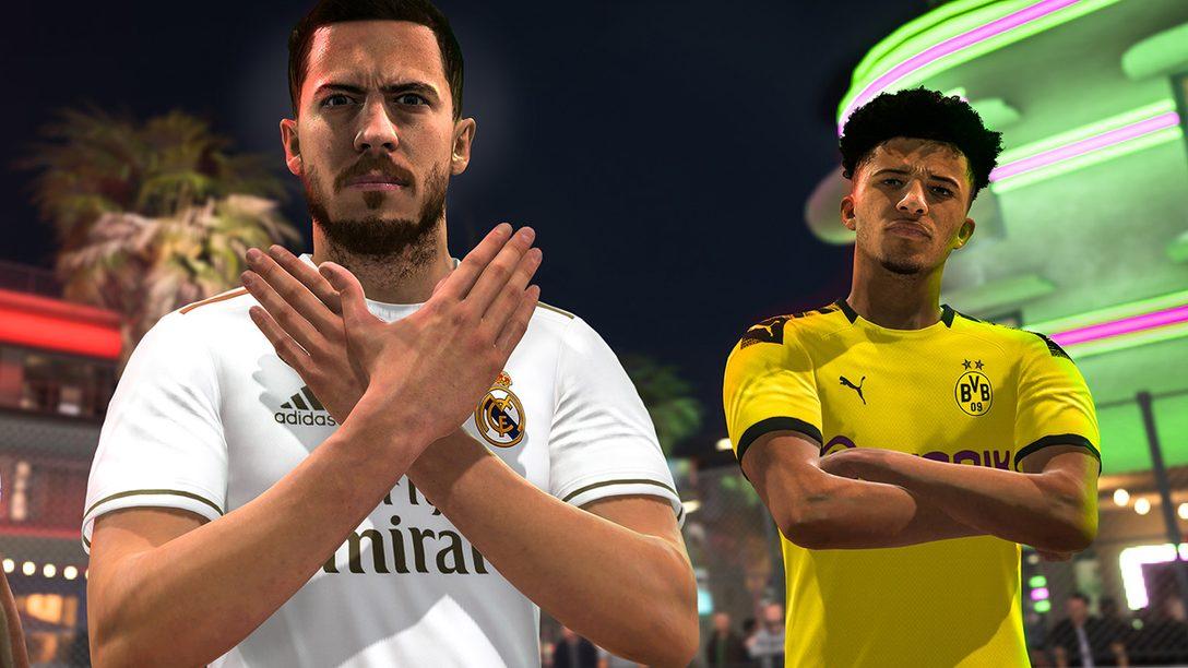 FIFA 20 ya está a la venta