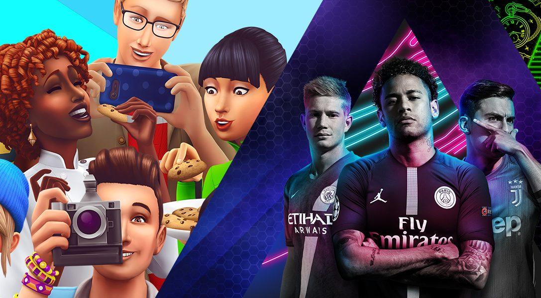 Hoy empiezan los nuevos descuentos de PlayStation Store: ahorra hasta un 70 % en juegos de EA