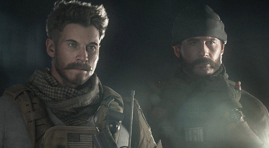 Este es el explosivo tráiler sobre la historia de Call of Duty: Modern Warfare