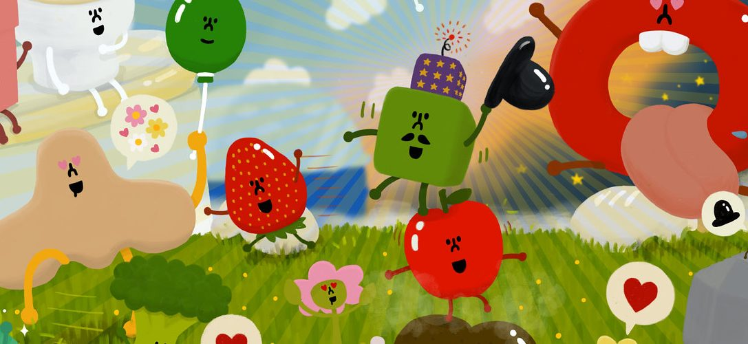 Descubre el tráiler del brillantemente extravagante Wattam, el nuevo juego del creador de Katamari Damacy