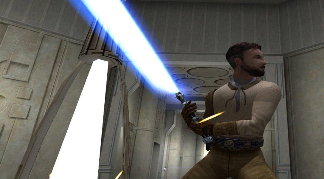 Se van a implementar trofeos de PS4 en Star Wars Jedi Knight II: Jedi Outcast