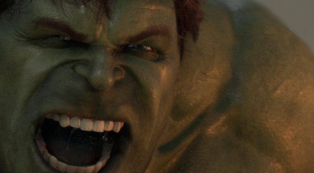 Marvel's Avengers: Cómo Crystal Dynamics está creando el equipo de superhéroes definitivo