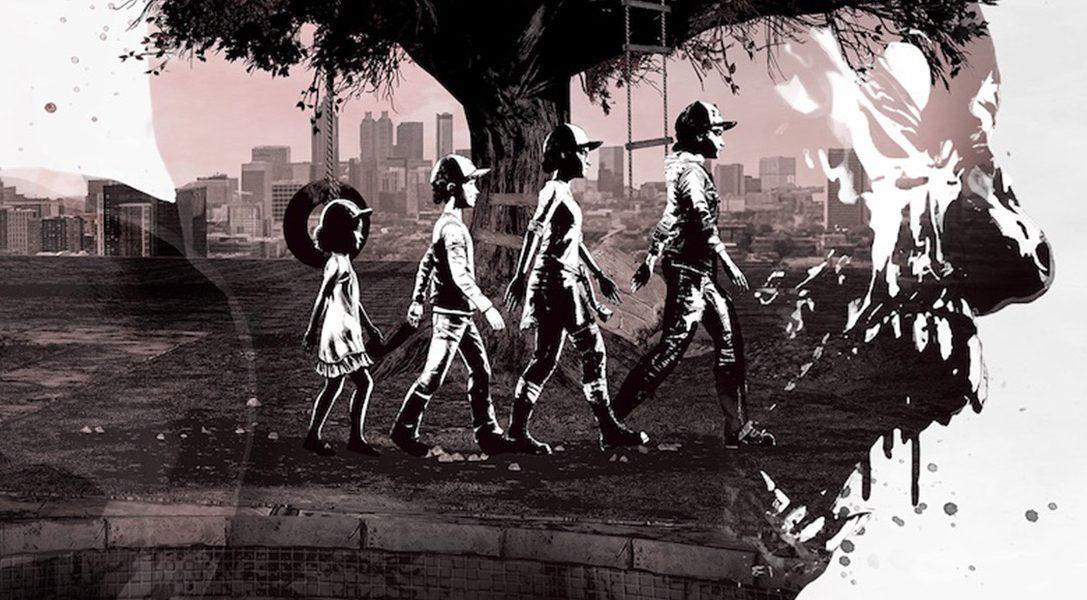 The Walking Dead: The Telltale Definitive Series se lanza hoy en PS4