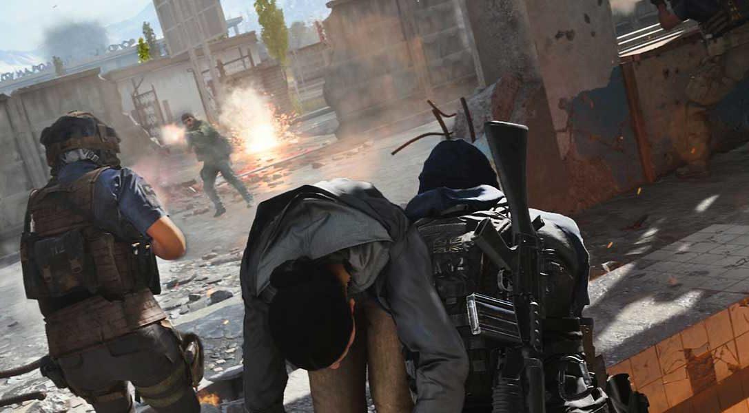 Un vistazo más de cerca al modo cooperativo Special Ops de Modern Warfare