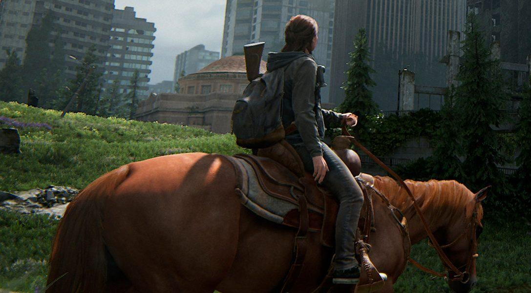 The Last of Us Parte II – Making of en castellano