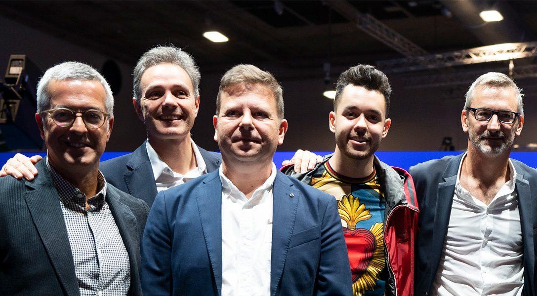 Willyrex y TheGrefg presentan Top Gamers Academy en Madrid Games Week