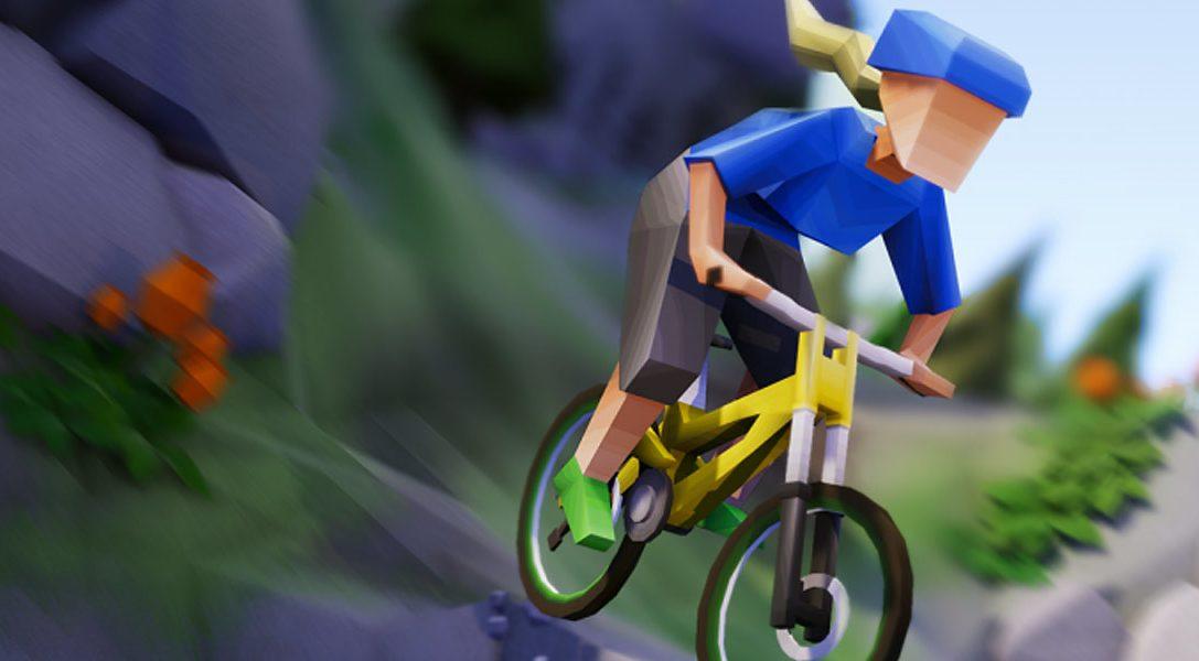 El estimulante juego de carreras con bici de montaña Lonely Mountains: Downhill, a la venta este mes