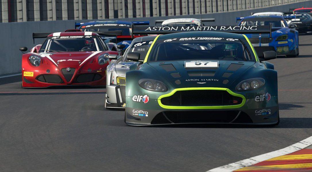 Estos son los nuevos coches y circuitos que llegan a la actualización 1.47 de Gran Turismo Sport